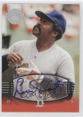 2004 Upper Deck Legends Timeless Teams - [Base] - Silver Autographs [Autographed] #111 - Luis Tiant