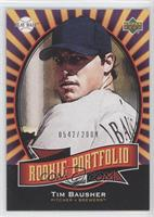 Rookie Portfolio - Tim Bausher /2004