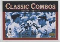 Classic Combos - Derek Jeter, Jason Giambi #/1,999
