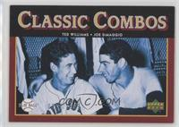 Classic Combos - Ted Williams, Joe DiMaggio /1999