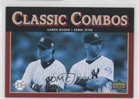 Classic Combos - Aaron Boone, Derek Jeter /1999