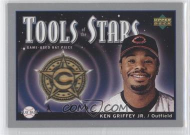 2004 Upper Deck Play Ball - Tools of the Stars - Parallel 250 #TS-KG1 - Ken Griffey Jr. /250
