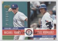 Michael Young, Alex Rodriguez /650