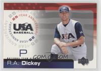 R.A. Dickey