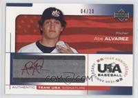 Abe Alvarez /20