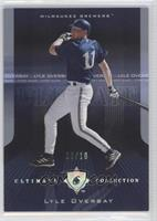 Lyle Overbay #/10