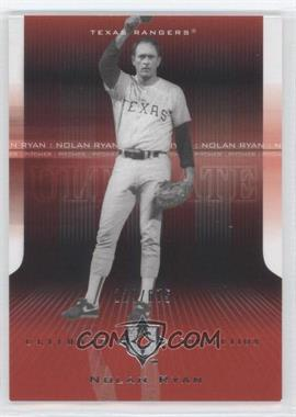 2004 Upper Deck Ultimate Collection - [Base] #25 - Nolan Ryan /675
