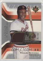 Willie McCovey #/99