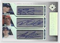 Roy Oswalt, Mark Prior, Ben Sheets #/20