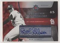 Bob Gibson [Good to VG‑EX] #/25