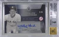 Whitey Ford [BGS 9 MINT] #/25