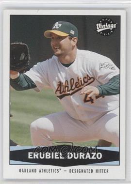 2004 Upper Deck Vintage - [Base] #131 - Erubiel Durazo