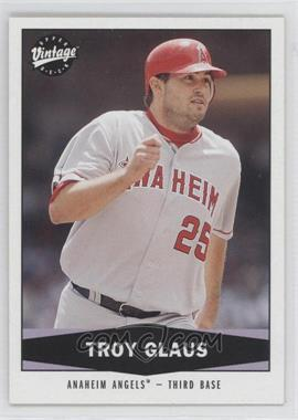 2004 Upper Deck Vintage - [Base] #272 - Troy Glaus