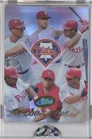 Philadelphia Phillies Team /2500