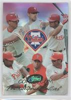 Philadelphia Phillies Team /2500