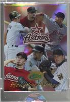 Houston Astros Team [Uncirculated] #/2,500