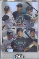 Arizona Diamondbacks Team /1818