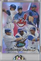 Cleveland Indians Team /2219