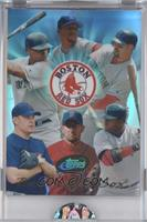 Boston Red Sox Team /3750 [ENCASED]