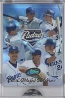 San Diego Padres Team /2500
