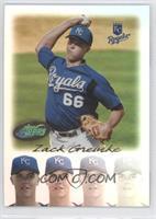 Zack Greinke /3750