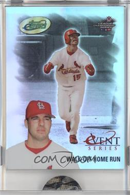 2004 eTopps - Event Series #PSES-6 - Jim Edmonds