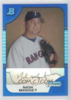 Nick Masset /150