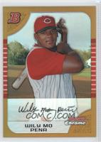Willy Mo Pena /50