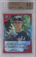 Matt Campbell [BGS 9.5 GEM MINT] #/5