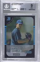 First Year - Manny Parra [BGS9]