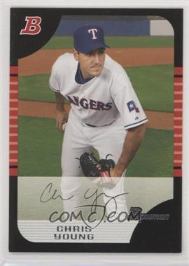 2005 Bowman Draft Picks & Prospects - [Base] #BDP28 - Chris Young