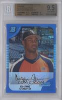 Chris Young /150 [BGS9.5GEMMINT]