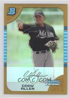 Cody Allen /50