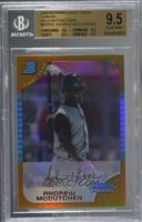 Andrew McCutchen [BGS 9.5 GEM MINT] #/50