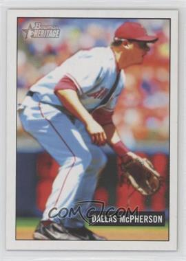 2005 Bowman Heritage - [Base] #312 - Dallas McPherson