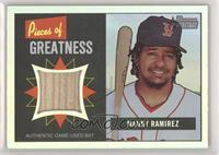 Manny Ramirez #/51
