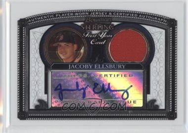 2005 Bowman Sterling - [Base] #BS-JE - Jacoby Ellsbury