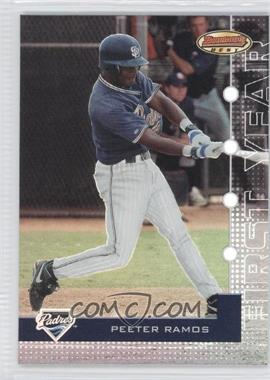 2005 Bowman's Best - [Base] #98 - Peeter Ramos
