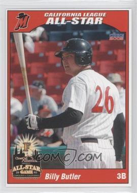2005 Choice Carolina/California League All-Stars - [Base] #32 - Billy Butler