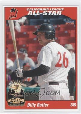 2005 Choice Carolina/California League All-Stars - [Base] #32 - Billy Butler
