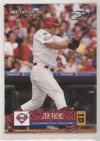 Jim Thome [Noted] #/25