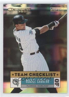2005 Donruss - [Base] - Season Stat Line #382 - Miguel Cabrera /83
