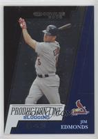 Jim Edmonds #/643