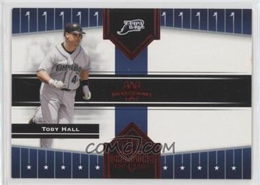 2005 Donruss Champions - [Base] - Red Impressions #110 - Toby Hall /250