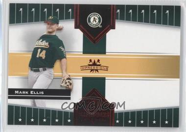 2005 Donruss Champions - [Base] - Red Impressions #218 - Mark Ellis /250