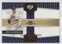 Brian Lawrence #/250