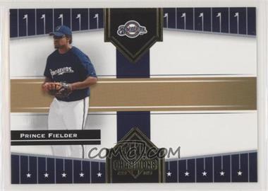 2005 Donruss Champions - [Base] #384 - Prince Fielder