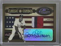 Bob Gibson, Tom Seaver [Noted] #/1