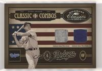 Duke Snider, Sammy Sosa [Good to VG‑EX] #/5