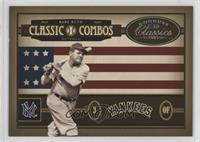Babe Ruth, Ted Williams /400